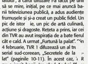 TV Satelit, 11.02.2010