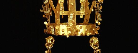 coroana aur