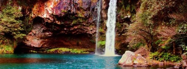 Chunjeyun Waterfall