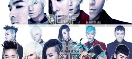 BIG BANG - ALIVE WALLPAPER