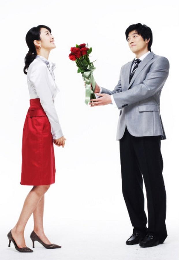 Intalnirea femeii coreene)