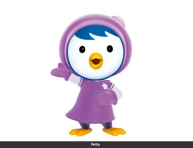 Pororo Micu  ul Pingui...