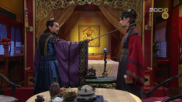 کشتن گی بک توسط امپراطور اویجا